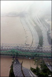 Han River Flooded