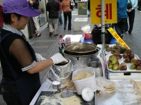 Street Food in Insadong
